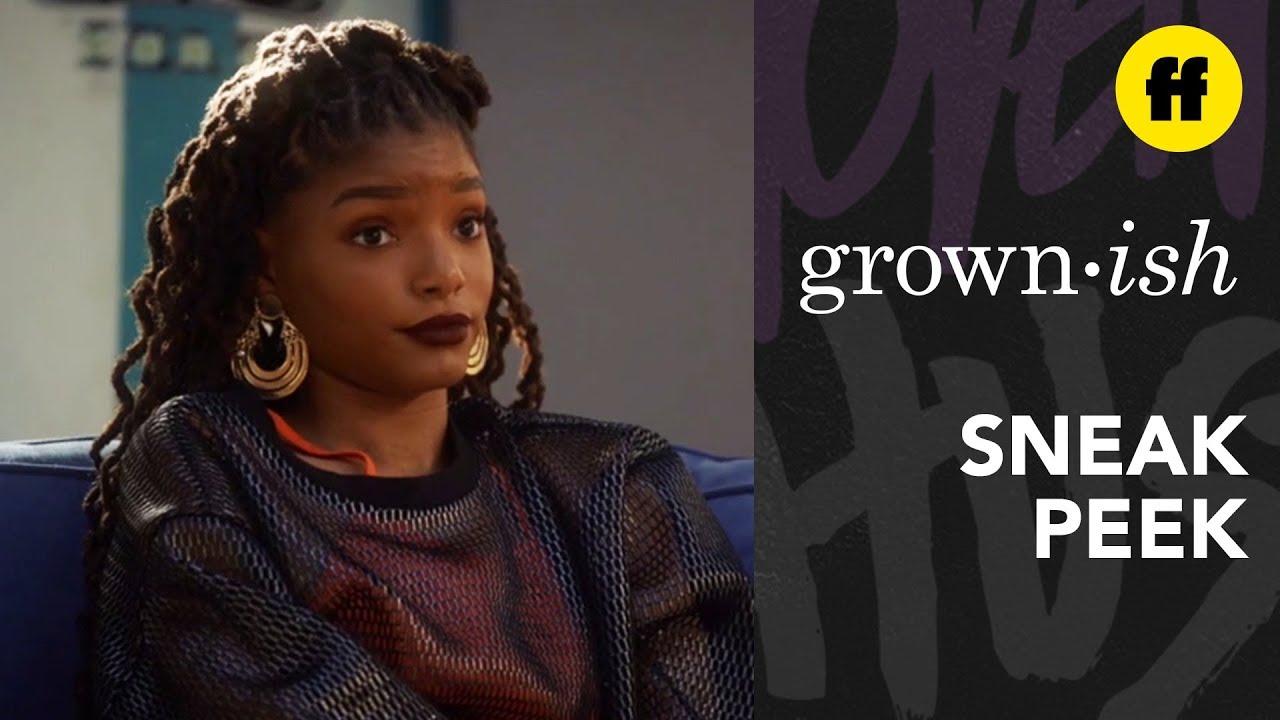 Download grown-ish Season 2, Episode 11 | Sneak Peek: Jazz Gets Hacked | Freeform