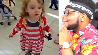 CATHOLIC REACTS TO Little Girl Reaction When She Hear Azan First Time