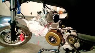 Nouveau dax 125cc Lifan carbu 24 custom