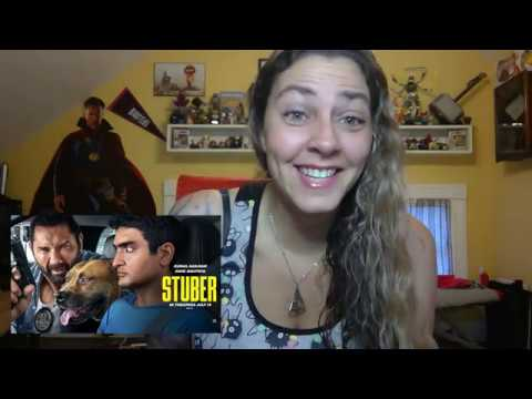 Stuber Official Trailer Reaction and Review