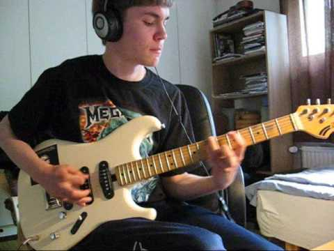 Audioslave - Cochise guitar cover