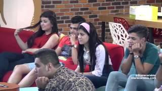 مابيل شديد من لبنان في جلسة السوشيال ميديا نايت في ستار اكاديمي 11- 8/11/2015
