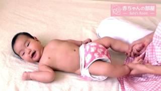 【赤ちゃんの部屋】 鍼灸師で助産師でもありつつ、ベビーマッサージの専...