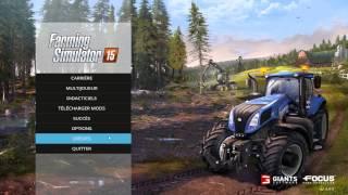Farming Simulator 15 TUTO astuce bug pour volant joystick manette. (fr)