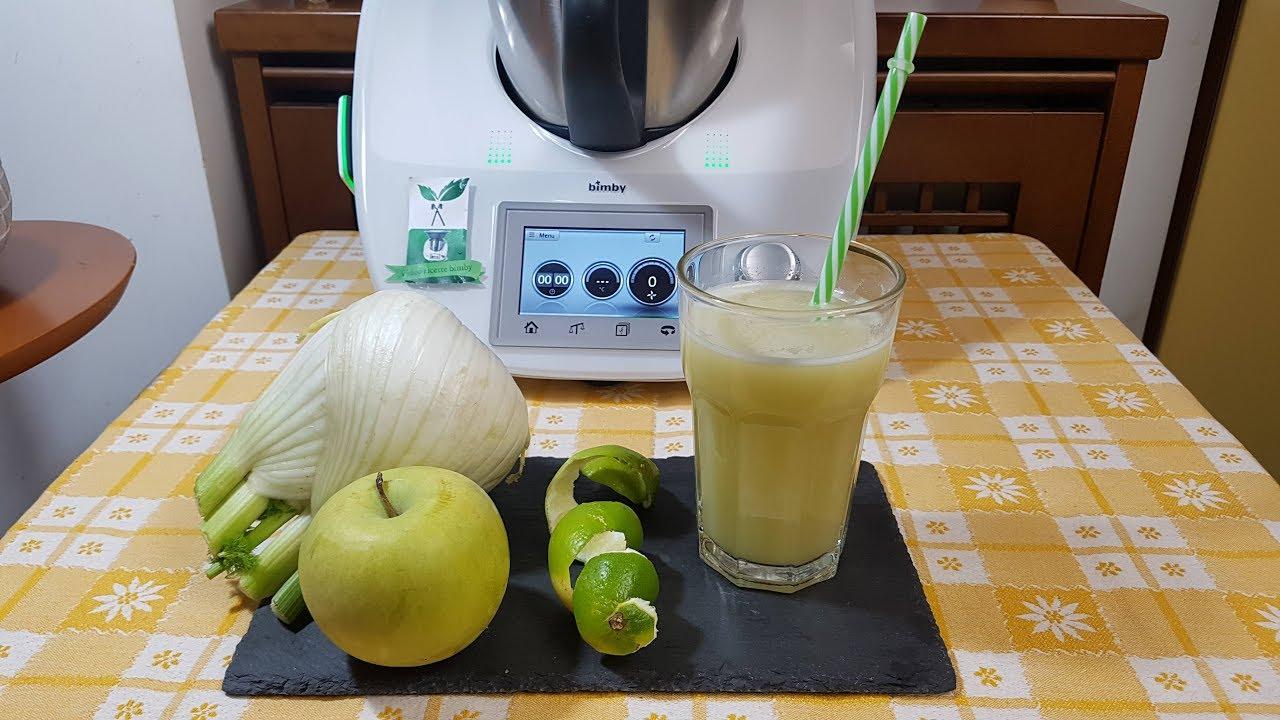 detox thermomix dieta di succhi di frutta