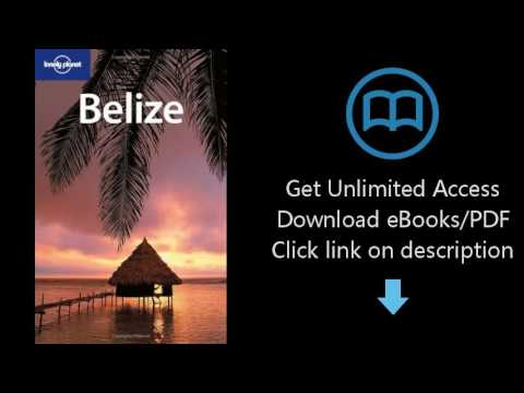 Download Lonely Planet Belize (Country Guide) [P.D.F]