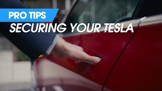 Pro Tips - The Ultimate Guide to Securing Your Tesla