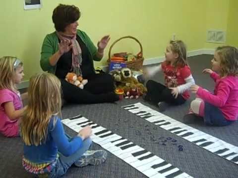 Preschool Music Class Fun — KiddyKeys