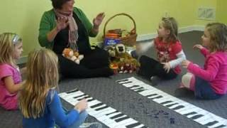 Preschool Music Class - KiddyKeys