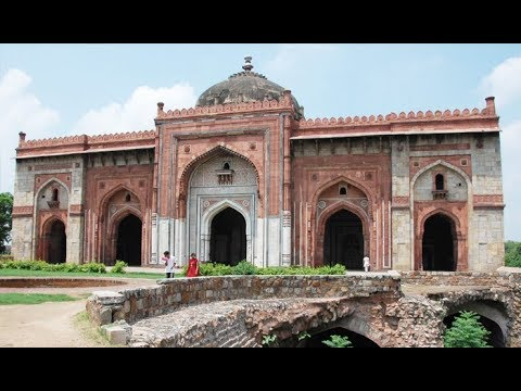 Forts of India- Old Fort, Delhi