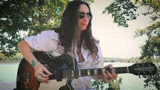 """""""Old Hickory Sway"""" - a little lakeside backporch blues guitar"""