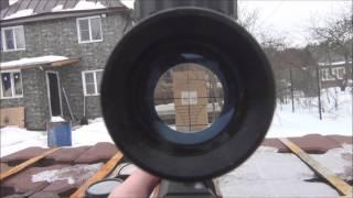 Обзор на снайперскую винтовку Cyma VSR-10