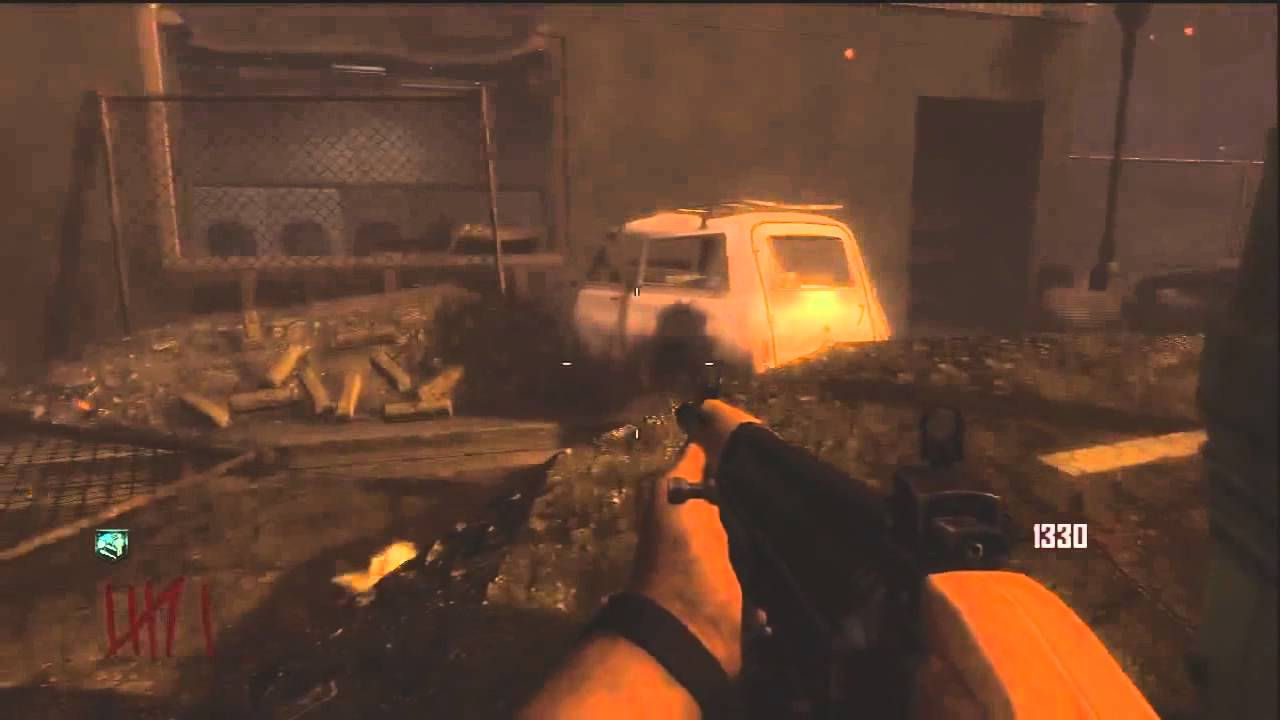 Black Ops 2   Zombies Easter Egg Already?!?!