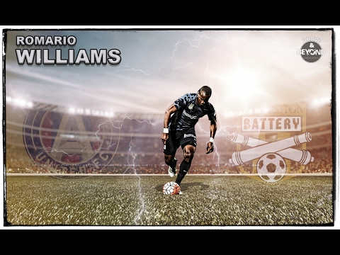 Romario Williams-Attacker-Charleston Battery 2016 (USL)