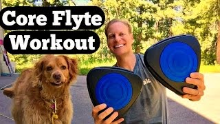 Core Flyte Top 10 Pilates Exercises - Full Body Core Abs Workout Routine #coreflytes