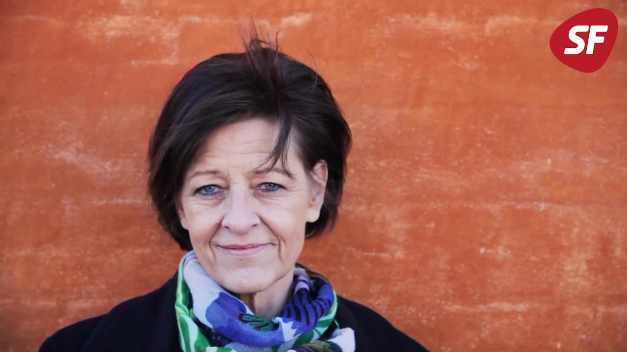 Stem på Kirsten Normann Andersen – SF · Fællesskab giver håb