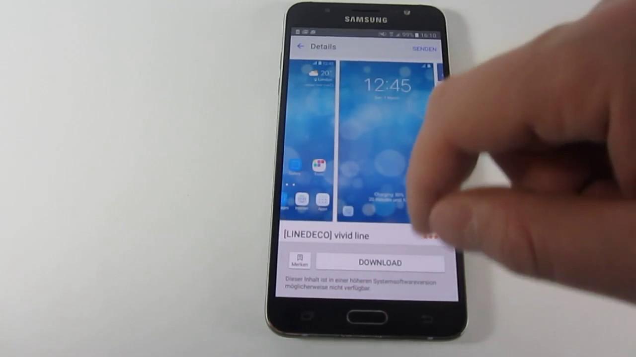 Samsung Galaxy J7 (2016) Smartphone Review - NotebookCheck