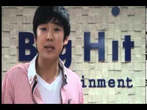 Kidoh(Topp Dogg) - Audition at BIG HIT Entertainment