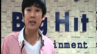 Kidoh(Topp Dogg) - Audition at BIG HIT Entertainment