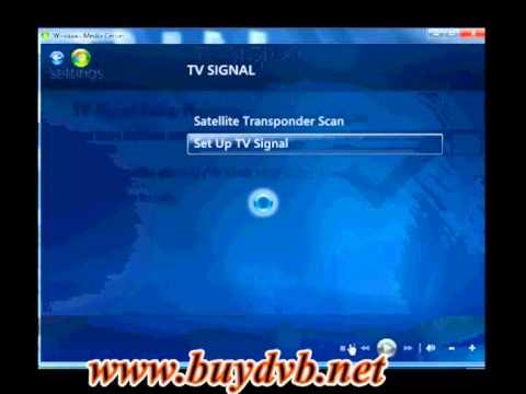 Watch Satellite TV On Windows 7 Media Center With TBS6922