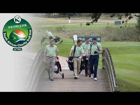 Nedbank SA Charity Golf Day 2016