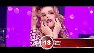 20 лучших песен RU.TV | Музыкальный хит-парад 'Супер 20' от 17 декабря 2017
