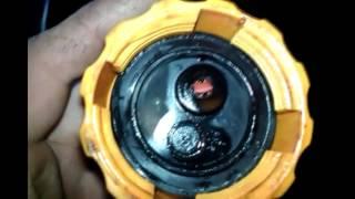 Ремонт Впускного клапана розширювального бочка Daewoo