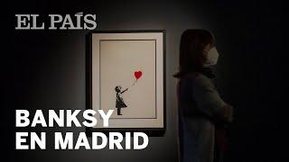 Nueva exposición de BANKSY en MADRID: ¿fagocitado por el sistema?