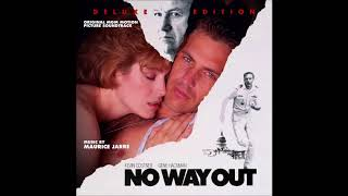 Maurice Jarre - No Way Out: Deluxe Edition *1987* [FULL SOUNDTRACK]