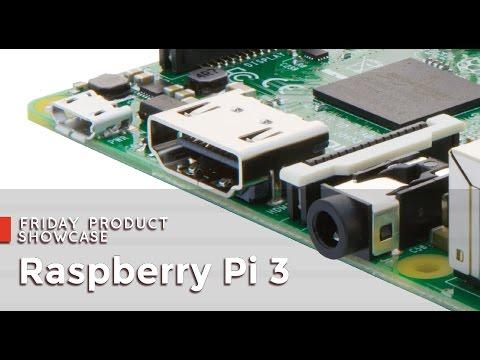 Raspberry Pi 3 - DEV-13825 - SparkFun Electronics