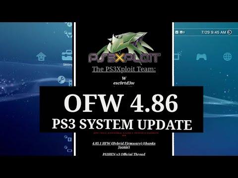 PS3 HFW 4.86 (DO NOT UPDATE) Ps3Xploit (HAN INSTALL)