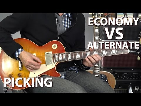 ALTERNATE Picking vs ECONOMY Picking - Which is Better?