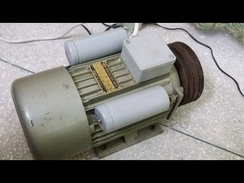 State different applications of capacitor start single phase induction motor