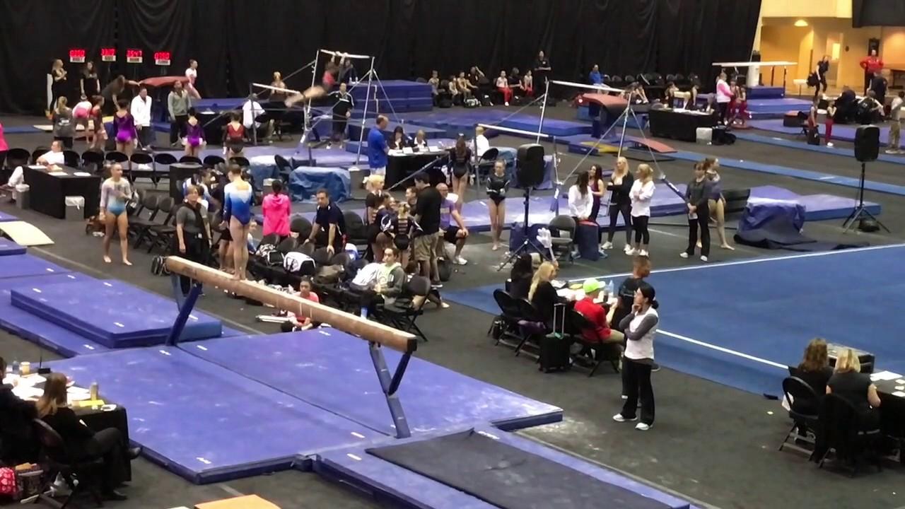 Madison Ulrich Level 9 Gymnastics Sand Dollar Invitational 2017