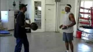How to Train for Boxing : Using a Medicine Ball in Boxing Training