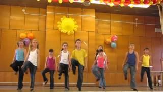 Современный эстрадный танец. Дети. (архив) | Cтудия современного танца