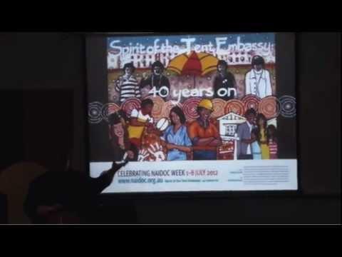 NAIDOC Presentation 2012