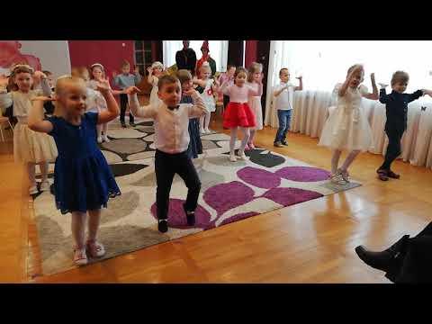 Танец на 8 марта для средней группы