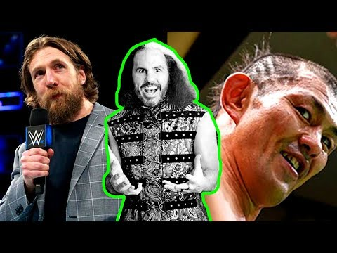 BRYAN RETURN DETAILS! MORE HARDY DELETIONS? Going in Raw Pro Wrestling Podcast