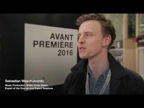 Sebastian Waschulewski speaks about Avant Première Media + Music Market Berlin