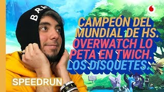 Speedrun 22/01: La final de HS y la audiencia de la Overwatch League