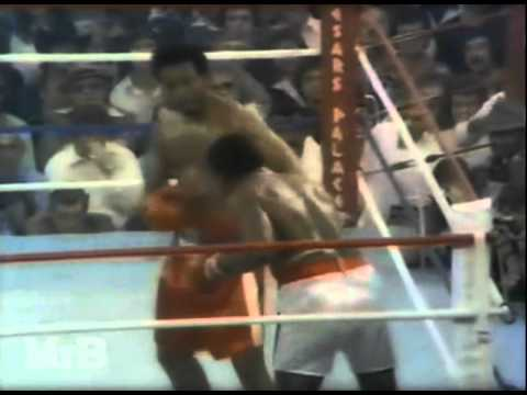 George Foreman vs Ron Lyle (Highlights)
