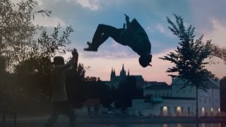 Short dance film: Welcome to Prague!