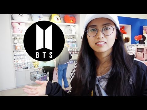 [한글자막] A BTS Weekend! | Big Hit Entertainment Building, BT21 Store, BTS Trainee Days Restaurant