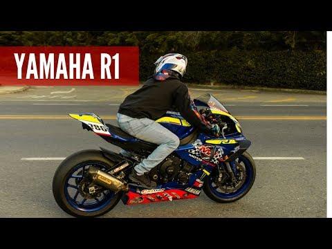 Yamaha R1 2018 Como a Rata - Motos Fly Pasión