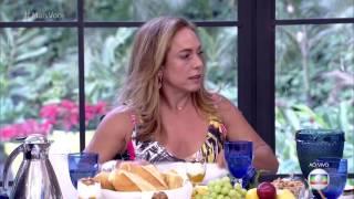 'Na Estrada'  Nadia Bochi e Jimmy conhecem as belezas de Prado   Mais Você   gshow 2 abertura