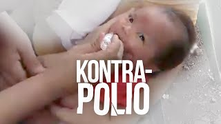 24 Oras: Health workers, nagbabahay-bahay na para makapagbakuna kontra sa sakit na Polio