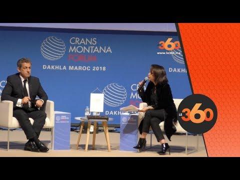 Le360.ma •Sarkozy:Il faut l'Algérie et le Maroc s'assoient autour d'une même table