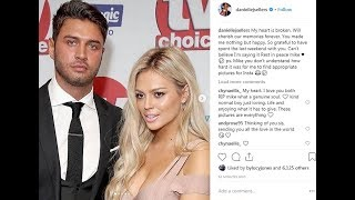 Love Island star Mike Thalassitis heartbreaking to 'lovely' and 'kind' star