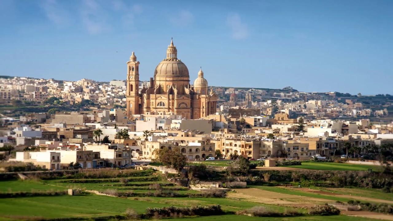 Improvisation sur le ''Te Deum''- Charles Tournemire – on the Xewkija Organ. Gozo, MALTA